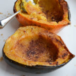 SWEET ROASTED ACORN SQUASH