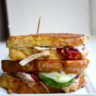 TURKEY & CRANBERRY MONTE CRISTO from Rachel Schultz