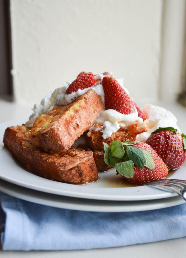 ANGEL FOOD CAKE FRENCH TOAST STICKS from Rachel Schultz-3