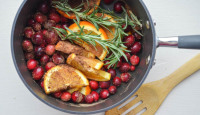 Cranberry & Cinnamon Stove Top Potpourri