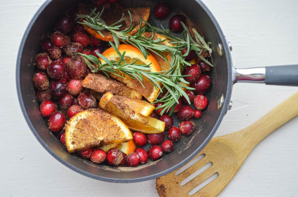 CRANBERRY & CINNAMON STOVE TOP POTPOURRI from Rachel Schultz-5
