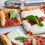 PIZZA PUFF PASTRY