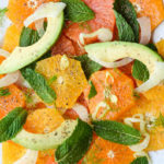 CITRUS SALAD WITH FENNEL & AVOCADO