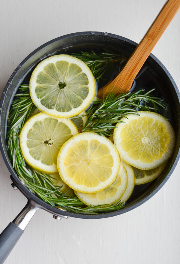 LEMON & ROSEMARY STOVE TOP POTPOURRI