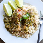 CROCK POT CHICKEN VERDE