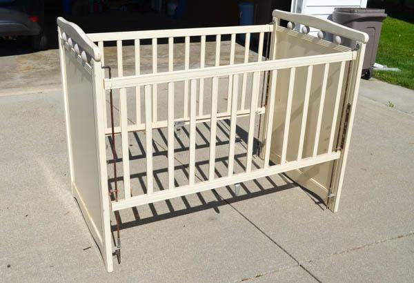 Crib from Rachel Schultz