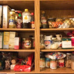CLEARING OUT THE PANTRY