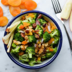 APRICOT BROCCOLI SALAD