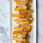 PARMESAN POLENTA FRIES