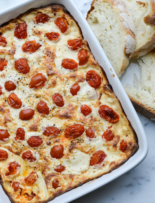 ROASTED TOMATO & SWEET ONION DIP from Rachel Schultz