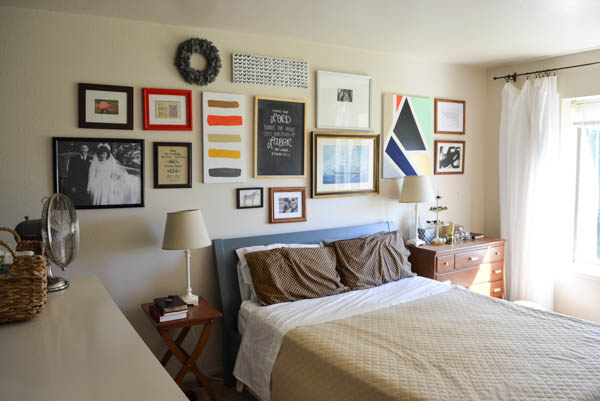 BEDROOM GALLERY from Rachel Schultz