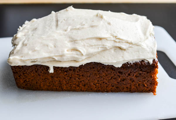 CARROT BREAD from Rachel Schultz