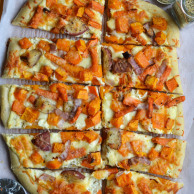 AUTUMN VEGEATABLE PIZZA from Rachel Schultz-3