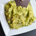 PINEAPPLE & COCONUT GUACAMOLE