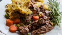 Chuck Roast Shepherd's Pie