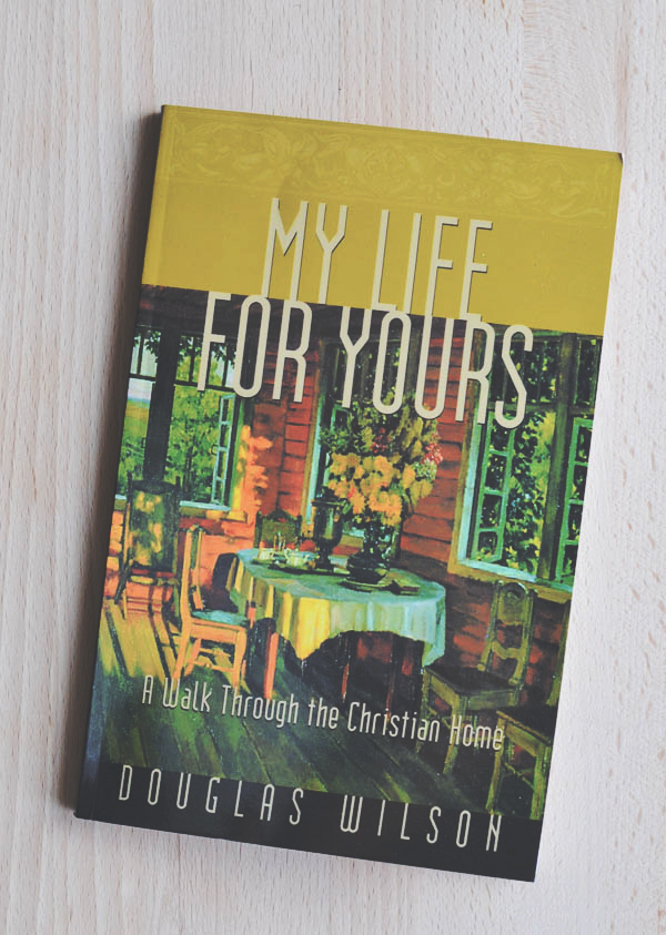 MY LIFE FOR YOURS from Rachel Schultz copy