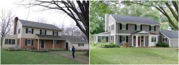 Rachel Schultz Comparing Home Exteriors