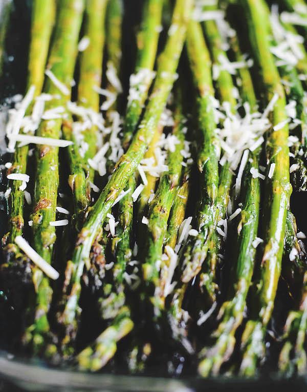 Roasted Asparagus from Rachel Schultz
