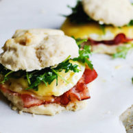 ARUGULA & BACON BREAKFAST SANDWICHES-2 copy
