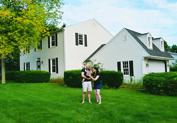 WE BOUGHT A HOUSE from Rachel Schultz