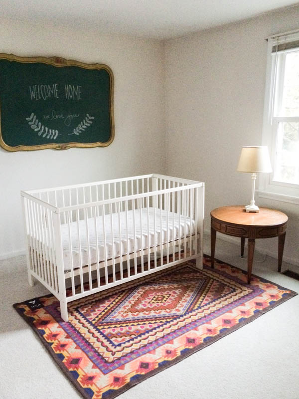 ORGANIZING A SECOND NURSERY