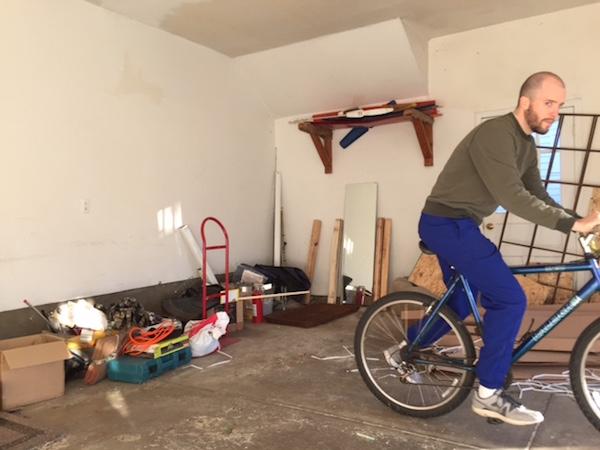 CLEANING THE GARAGE from Rachel Schultz 4