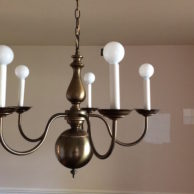DINING ROOM LIGHT BULBS from Rachel Schultz 4