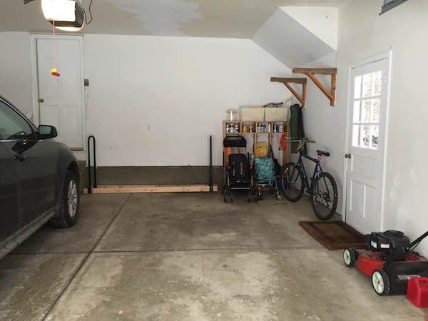 CLEANING THE GARAGE from Rachel Schultz