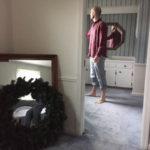 EXTERIOR WINDOW CHRISTMAS WREATHS