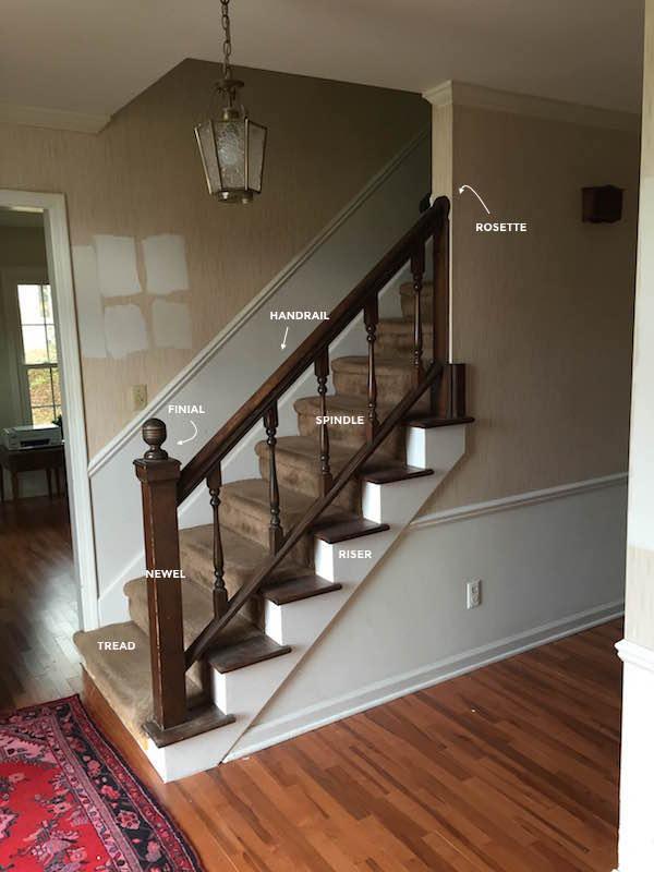 The Stair Finial Rachel Schultz