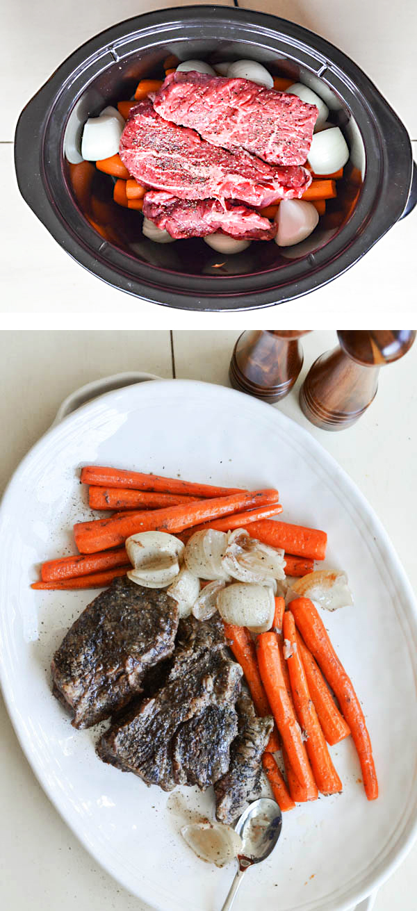 The Easy Perfect Pot Roast from Rachel Schultz