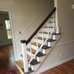 REFURBISHING THE STAIRS: PART II