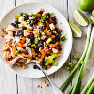 MANGO & CHICKEN BLACK BEAN SALAD-3
