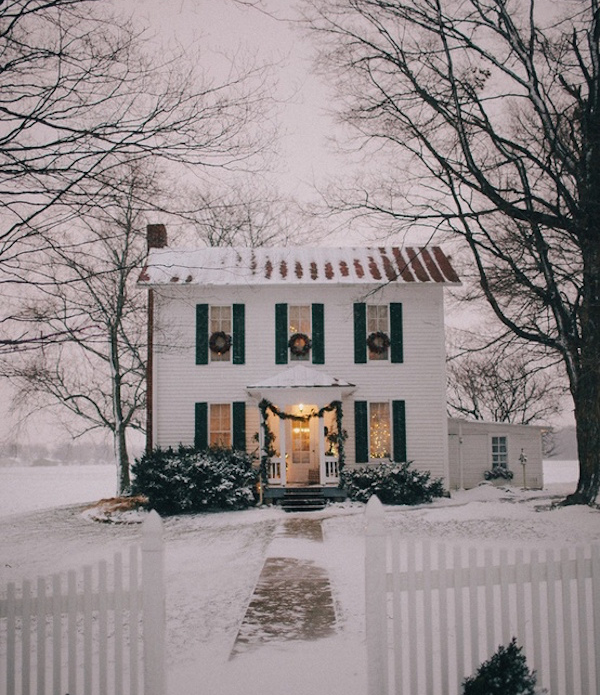 small colonial