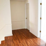 FINISHED WOOD FLOORS IN THE LANDING