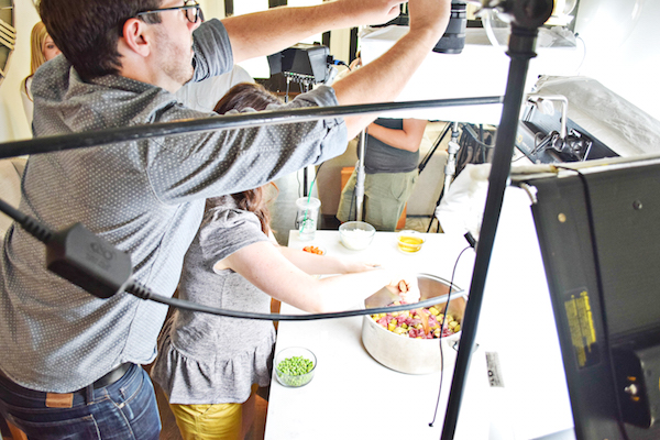 BEHIND THE SCENES OF HAPPILY HOMEMADE PROMO VIDEOS-2 copy3