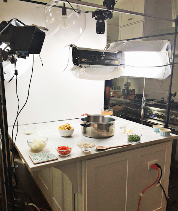 BEHIND THE SCENES OF HAPPILY HOMEMADE PROMO VIDEOS-6 copy