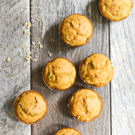(SO SOFT!) PUMPKIN ZUCCHINI MUFFINS copy