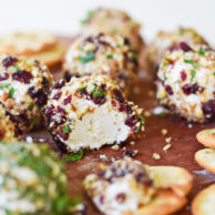 PECAN & GOAT CHEESE TRUFFLES copy