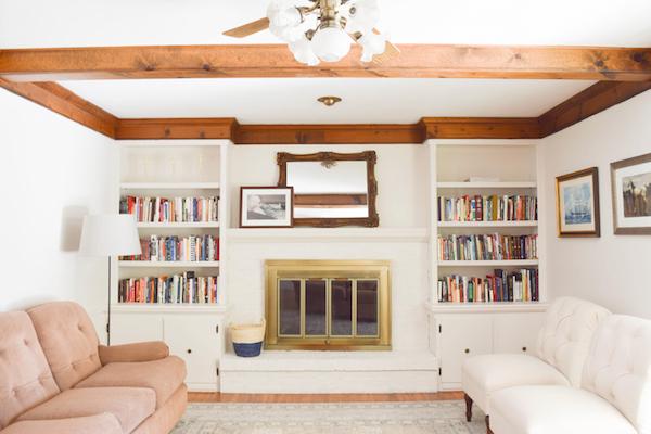 Rachel Schultz: WHITE PAINT FOR THE LIVING ROOM