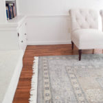 AFFORDABLE, NOT-RED TRADITIONAL RUGS