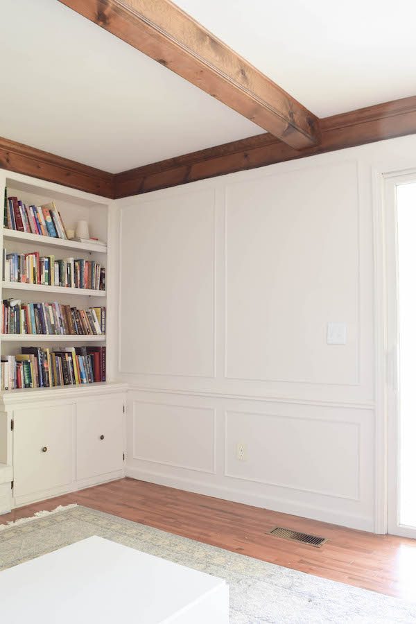 ADDING MILLWORK TO PLAIN WALLS-2