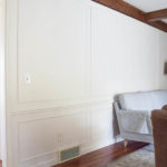 ADDING MILLWORK TO PLAIN WALLS