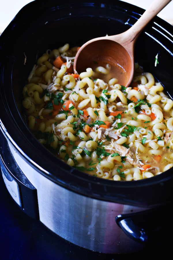 BEST SLOW COOKER CHICKEN NOODLE SOUP-2 copy