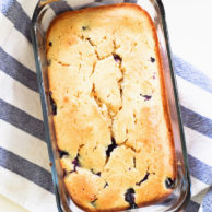 BLUEBERRY LEMON POUND CAKE LOAF copy