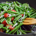 QUICK GREEN BEAN SALAD