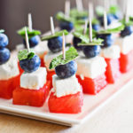 QUICK WATERMELON SKEWERS