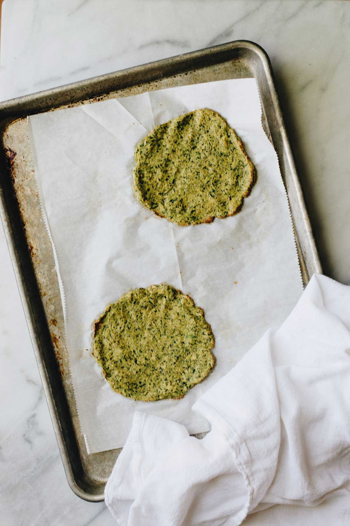 ZUCCHINI TORTILLAS (NO GRAINS OR DAIRY!)
