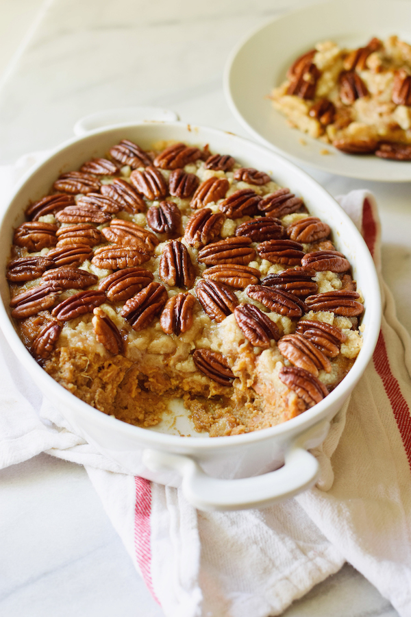 OLD-FASHIONED SWEET POTATO CASSEROLE-2