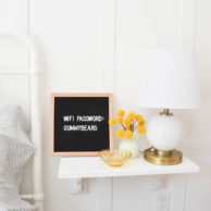 $30 WALL MOUNTED NIGHTSTAND copy 2